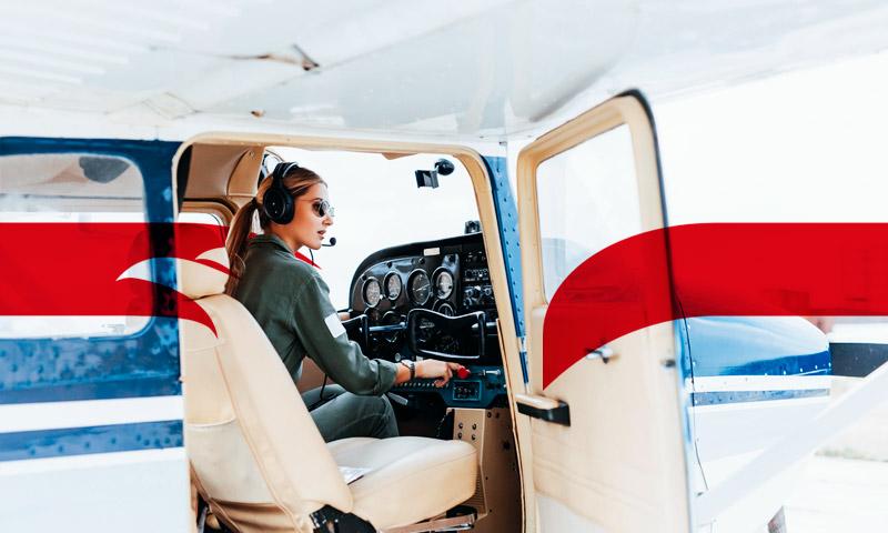SKYHAWK - Carrera Piloto Privado
